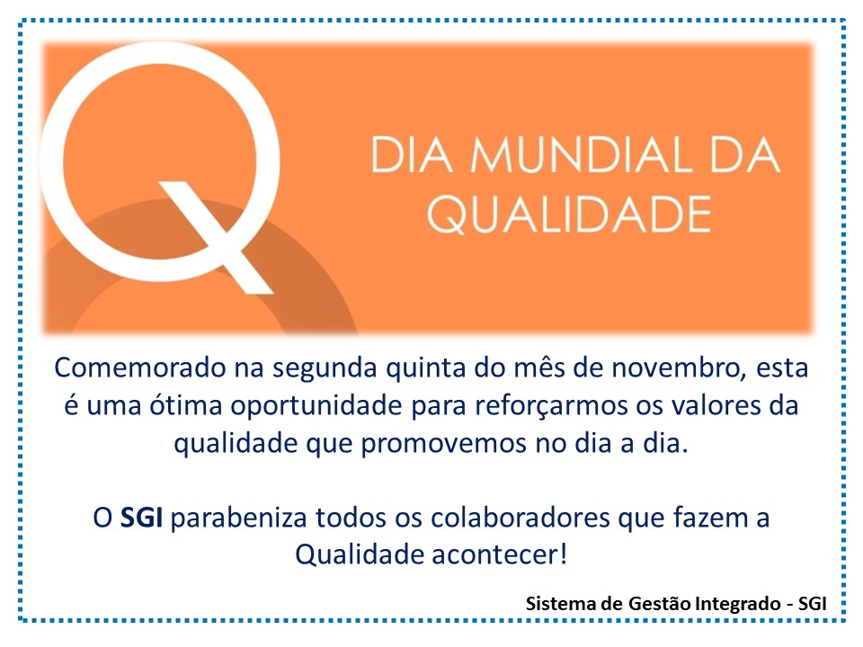 dia mundial da qualidade 13112014